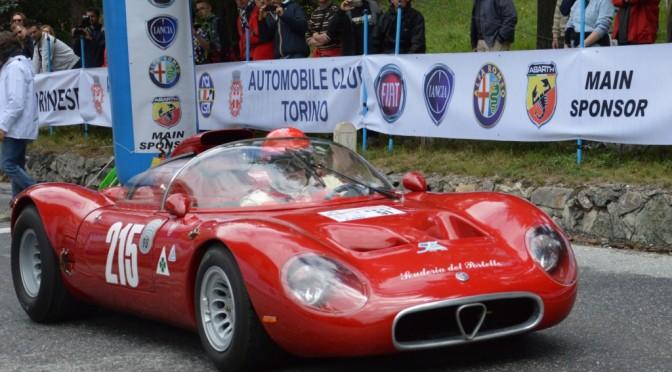 Alfa Romeo 33/2 Periscopica di Marco Cajani.