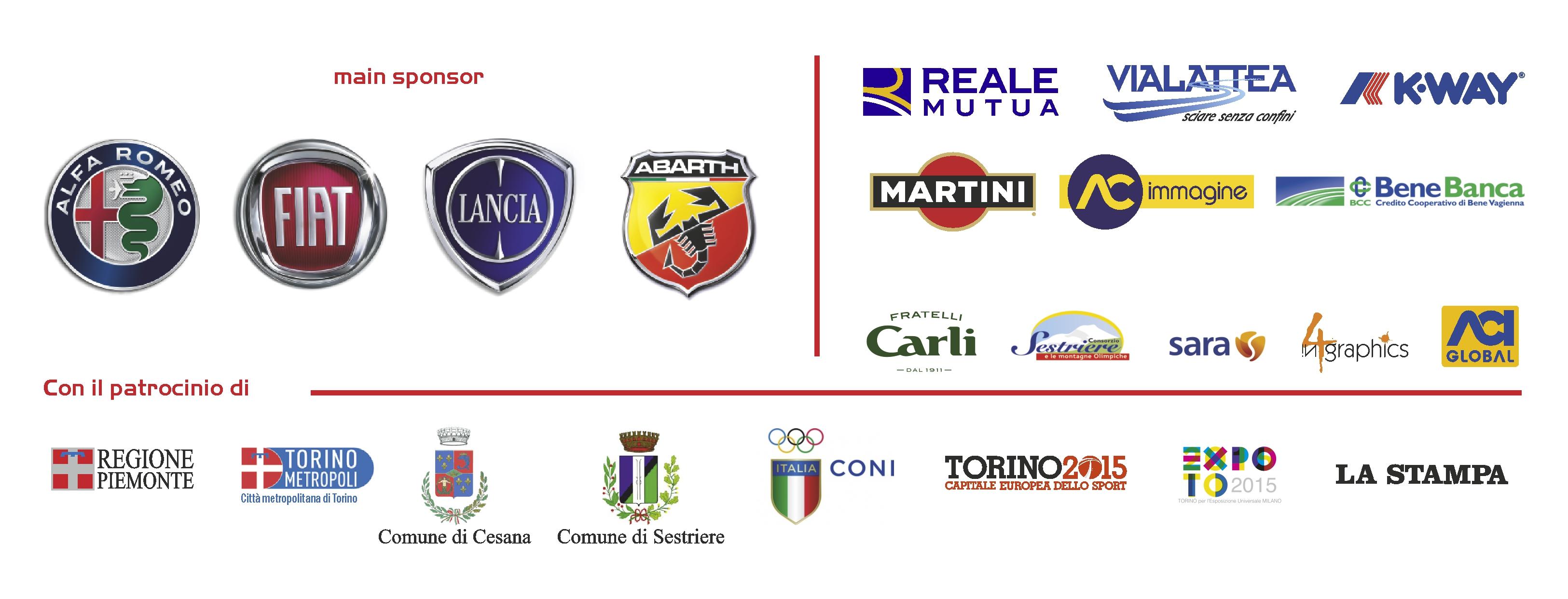 Piedino sponsor 2015